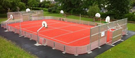 terrain multisports 3R Playground